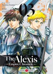 The Alexis empire chronicle T.3 - Couverture - Format classique