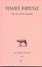 Vie de Saint-Martin ; oeuvres t.4 - Couverture - Format classique