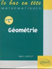 Geometrie - Couverture - Format classique