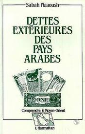 Dettes Exterieures Des Paysarabes - Intérieur - Format classique