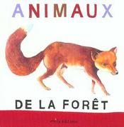 Les animaux de la forêt - Intérieur - Format classique
