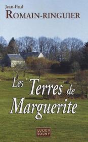 Les terres de Marguerite - Couverture - Format classique