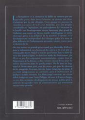 Les travaux publics en france 1817-1847 trente annee glorieuse - 4ème de couverture - Format classique