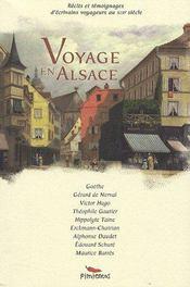 Voyage En Alsace - Intérieur - Format classique