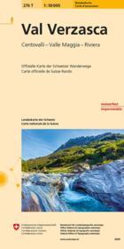 Val Verzasca ; 276T - Couverture - Format classique