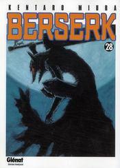 Berserk T.28 - Couverture - Format classique