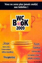 WC book (édition 2009) - Couverture - Format classique