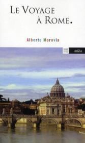 Le voyage à Rome - Couverture - Format classique