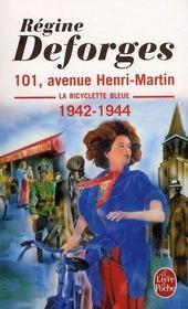 La Bicyclette bleue .. 2. 101, avenue Henri-Martin - Intérieur - Format classique