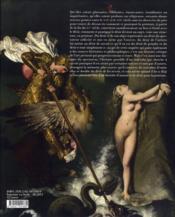 Désir et peinture - 4ème de couverture - Format classique