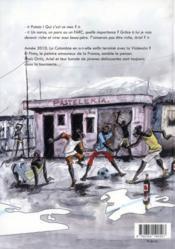 La chiva colombiana - 4ème de couverture - Format classique
