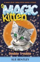 Magic kitten: double trouble - Couverture - Format classique