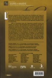 L'agression sexuelle envers les enfants t.2 - 4ème de couverture - Format classique