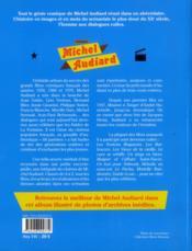 Michel Audiard ; intégrale ; tous ses films de A à Z - 4ème de couverture - Format classique