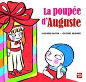 La poupée d'Auguste - Couverture - Format classique