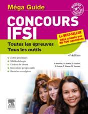 telecharger Concours IFSI – le mega-guide (4e edition) livre PDF/ePUB en ligne gratuit