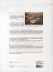 Balat 11 Monuments Funeraires Du Palais Et Dela Necropole - 4ème de couverture - Format classique