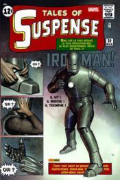 Iron Man ; intégrale t.1 ; 1963-1964 - Couverture - Format classique