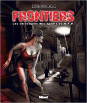 Frontiers t.1 ; la traque - Couverture - Format classique