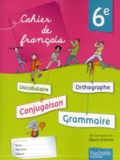 telecharger Francais – 6eme – cahier de l'eleve livre PDF/ePUB en ligne gratuit