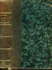SA VIE ET SA CORRESPONDANCE. CORRESPONDANCE DE JEUNESSE 1847-1853. Tome 1 seul. - Couverture - Format classique