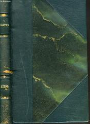 Sido - Couverture - Format classique