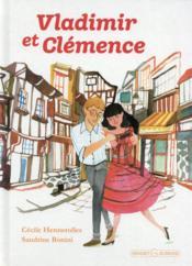 Vladimir et Clémence - Couverture - Format classique