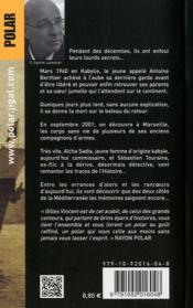 Djebel - 4ème de couverture - Format classique