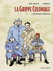 La grippe coloniale t.1 et t.2 ; coffret - Couverture - Format classique