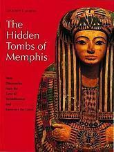 The hidden tombs of memphis (paperback) - Couverture - Format classique