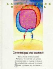 Communiquez Avec Assurance - Couverture - Format classique