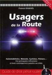 Usagers de la route - Couverture - Format classique