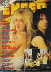 Enfer Magazine N°32 - Twisted Sister - Dokken - The Cult - Marillion... - Couverture - Format classique