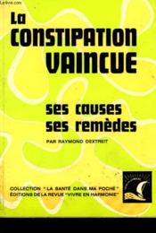 La Constipation Vaincue - Couverture - Format classique