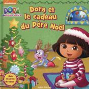 Dora et le cadeau du Père Noël - Couverture - Format classique
