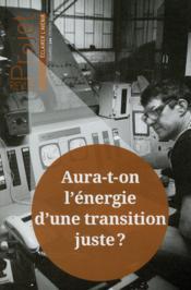 REVUE PROJET ASSAS N.344 ; février 2015 ; aura-t-on l'énergie d'une transition juste ? - Couverture - Format classique