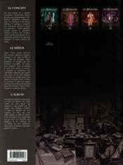 Les 30 deniers t.4 ; garder le silence - 4ème de couverture - Format classique