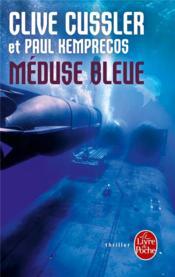 Méduse bleue - Couverture - Format classique