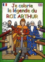 Je colorie la légende du roi arthur - Intérieur - Format classique