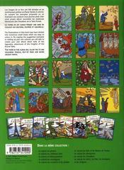 Je colorie la légende du roi arthur - 4ème de couverture - Format classique