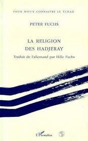 La religion des hadjeray - Intérieur - Format classique