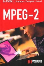 Mpeg 2 - Intérieur - Format classique