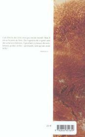 Semences - 4ème de couverture - Format classique