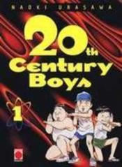20th century boys t.1 - Couverture - Format classique