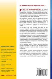 A380 ; le défi ; un géant du ciel dans les turbulences (2e édition) - 4ème de couverture - Format classique