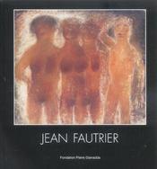 Fautrier / retrospective - relie - Intérieur - Format classique