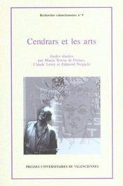 Blaise Cendrars Et Les Arts - Intérieur - Format classique