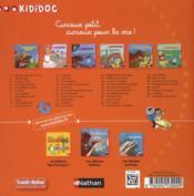 Enfants du monde - 4ème de couverture - Format classique