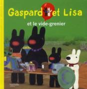 Gaspard et Lisa et le vide-grenier - Couverture - Format classique