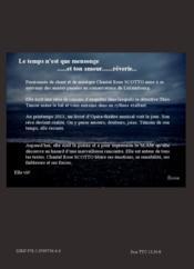 L'Ecume Des Illusions ; Slam - 4ème de couverture - Format classique